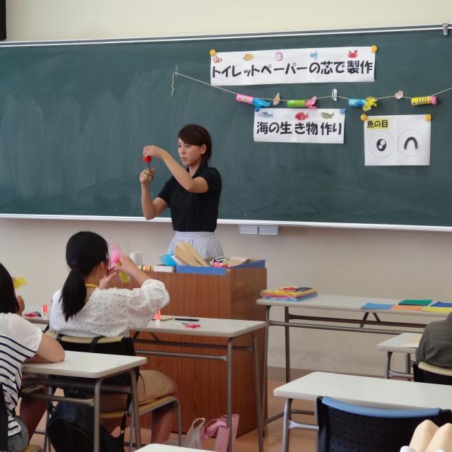 埼玉純真短期大学 8月3日&4日オープンキャンパス2