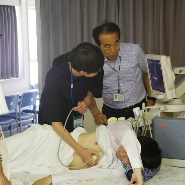 湘央医学技術専門学校 オープンキャンパス☆臨床検査技師 体験コース2