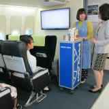 【エアラインコース】客室乗務員を目指せる授業を体験の詳細