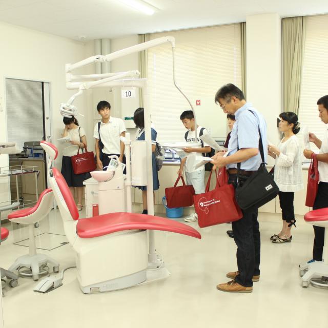 九州看護福祉大学 進路発見ガイダンスを開催!4