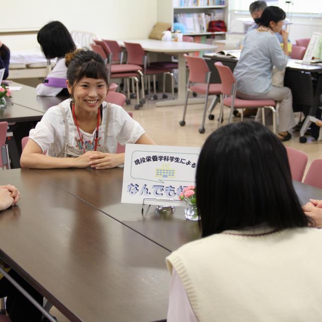 山口県立大学 夏の初めのオープンキャンパス20182