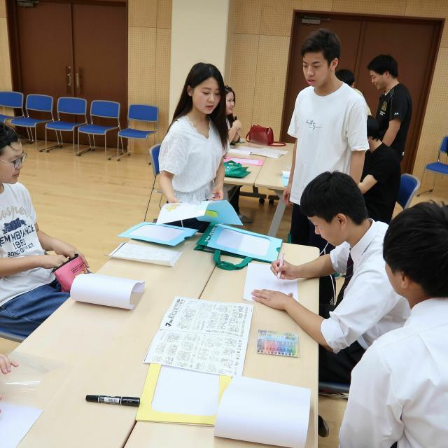 奈良保育学院 ならほオープンキャンパス(体験授業)3