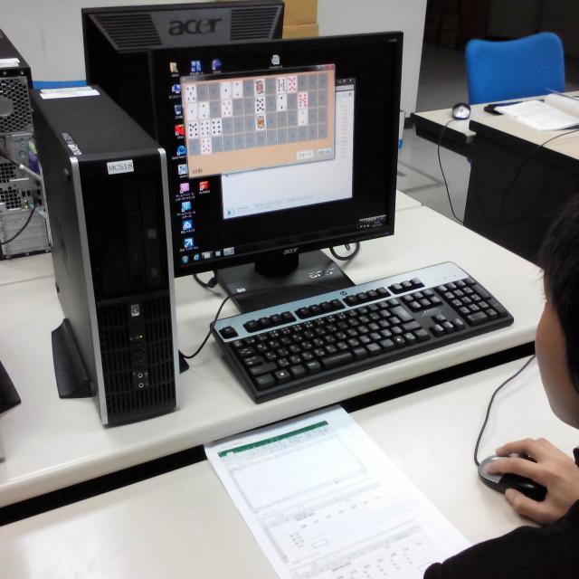 専門学校山形V.カレッジ 【情報システム科】プログラミングに挑戦!体験入学会開催中!1
