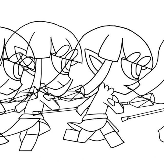 日本デザイン福祉専門学校 8/26(日)初めてのアニメ動画講座1