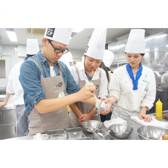 神戸国際調理製菓専門学校 ☆調理☆仕込から体験!~天ぷら~2