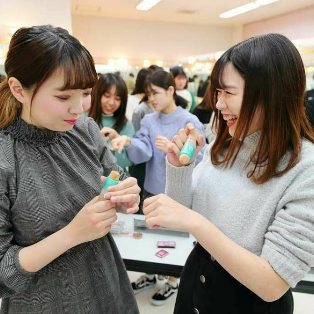 大阪医療技術学園専門学校 薬や化粧品に関わる職業に就きたい方へのオープンキャンパス☆2