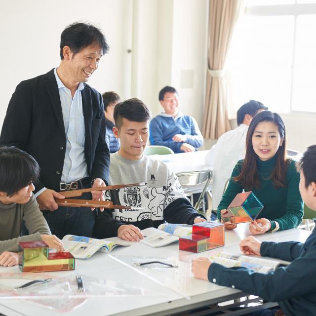 芦屋大学 【体験授業】経営マネジメントコース1