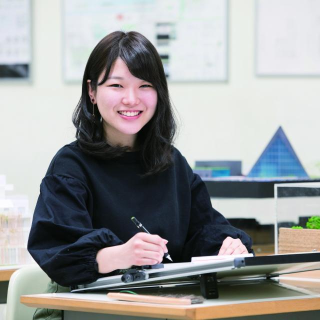 中央工学校 2018体験入学☆建築模型や建築CAD/BIMを体験しよう!4