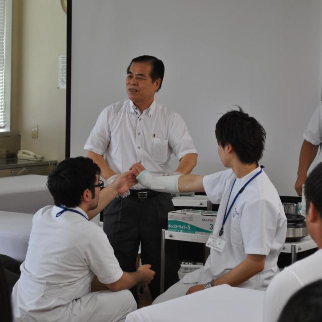 四国医療専門学校 柔道整復学科 オープンキャンパス20181