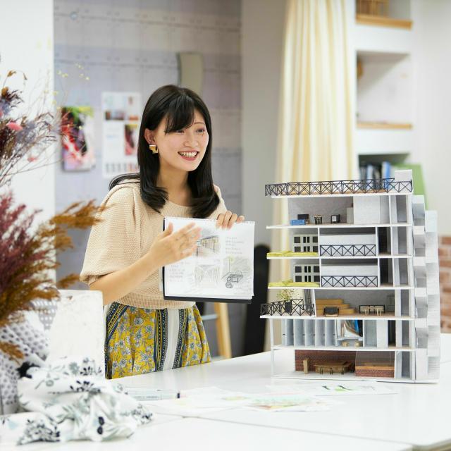 名古屋デザイナー学院 インテリアデザイン講座! 友達・家族と参加OK☆1