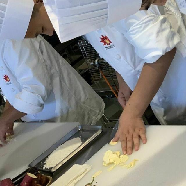 東京山手調理師専門学校 【料理塾】日本料理2時間しっかり実習体験3