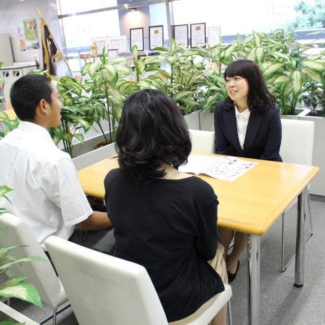 大阪動物専門学校天王寺校 保護者のための進路相談会1