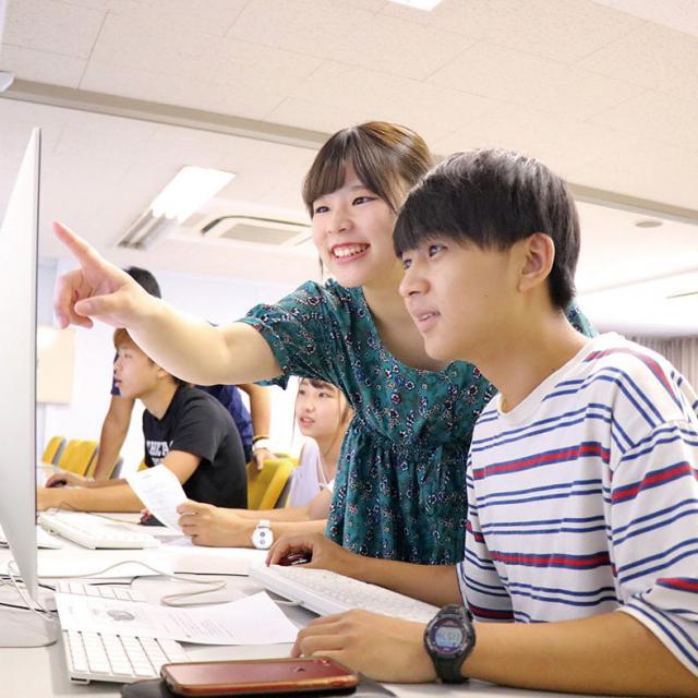 専門学校 九州スクール・オブ・ビジネス 9月の体験入学(ITビジネス)4