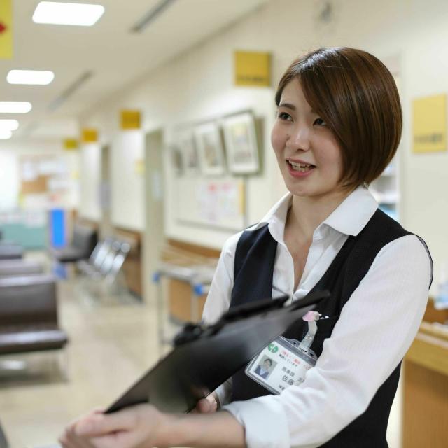 仙台医療福祉専門学校 1年で高い実践力を養いあなたの目標を実現!【医療事務学科】1