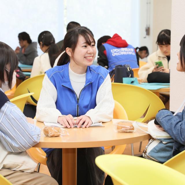 びわこ学院大学短期大学部 秋冬のオープンキャンパス2019 ~大学の魅力発見イベント~3