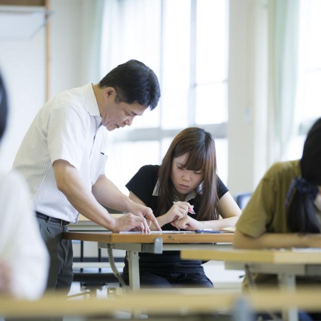 大垣女子短期大学 ★デザイン美術学科 授業見学会★1