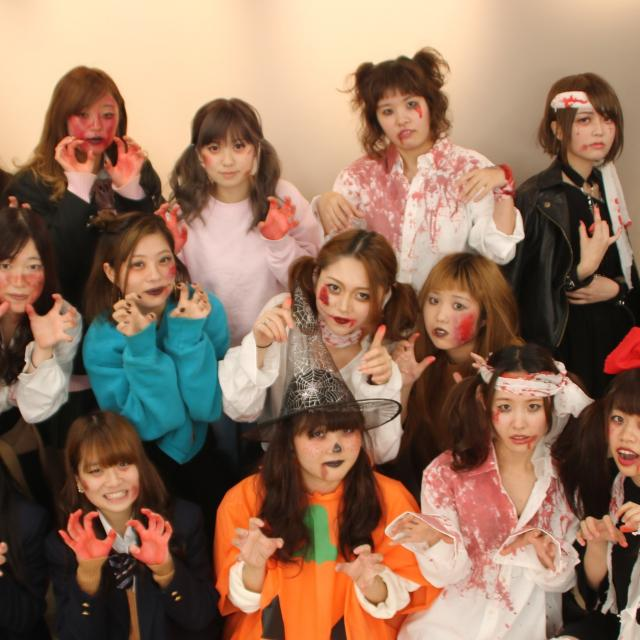 YICビューティモード専門学校 10/28(日)☆ハロウィン満喫体験☆1