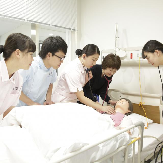 戸田中央看護専門学校 オープンキャンパス2