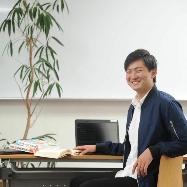 国際理工情報デザイン専門学校 【授業見学会】対象 : ITスペシャリスト科1