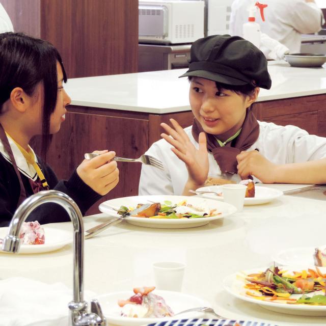 札幌スイーツ&カフェ専門学校 【スイーツカフェ】オープンキャンパス情報4