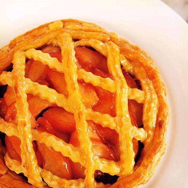 神戸製菓専門学校 【パティシエのお仕事体験♪】さくさくアップルパイ作り★1