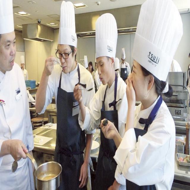 辻調理師専門学校 ♪ 選べるフェア♪ ~ 中国料理 or 日本料理 ~2