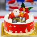 広島会計学院ビジネス専門学校 楽しく一人一台『Xmasショートケーキ』を作ろう♪