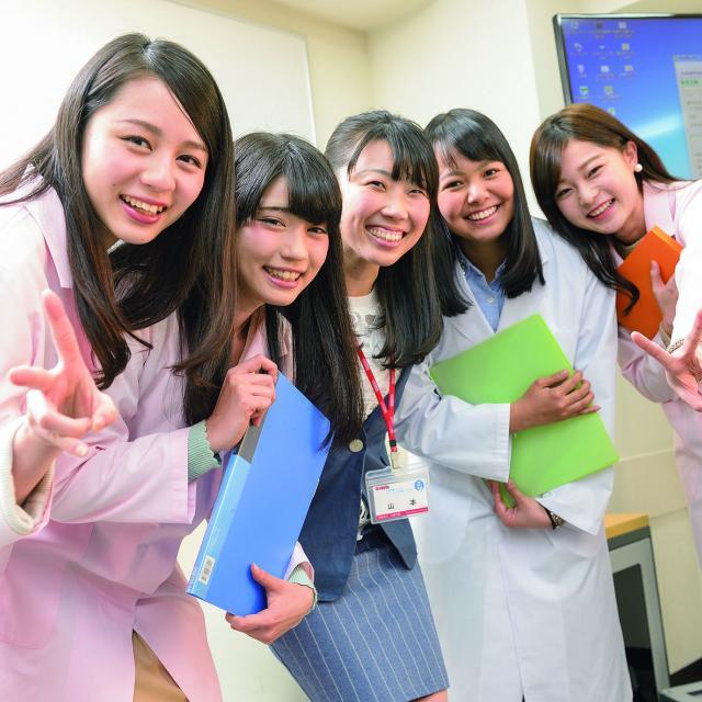 大原簿記情報ビジネス医療福祉専門学校松本校 体験入学☆医療系☆1