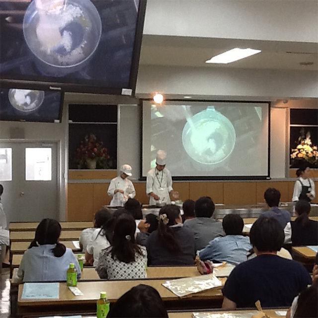 東京栄養食糧専門学校 病院の食事を作ってみよう【ランチ付】3