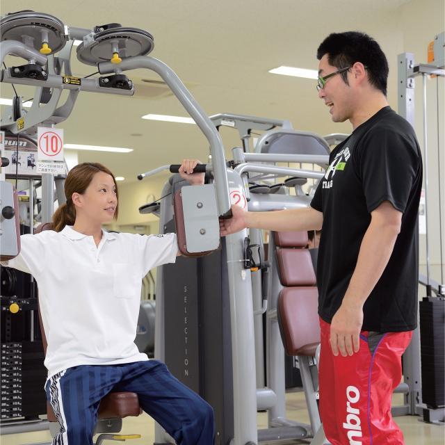 大原スポーツ&メディカルヘルス専門学校難波校 スペシャル体験学習(スポーツ)1
