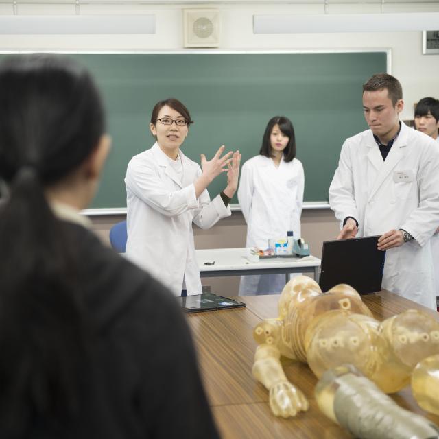 中央医療技術専門学校 7月開催オープンキャンパス!4