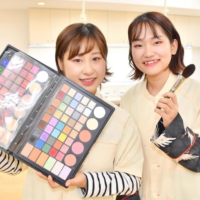 グラムール美容専門学校 美容好き高校生集まれー!!!スペシャル実習DAY!1