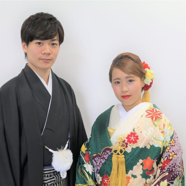 名古屋理容美容専門学校 ブライダルイベント1
