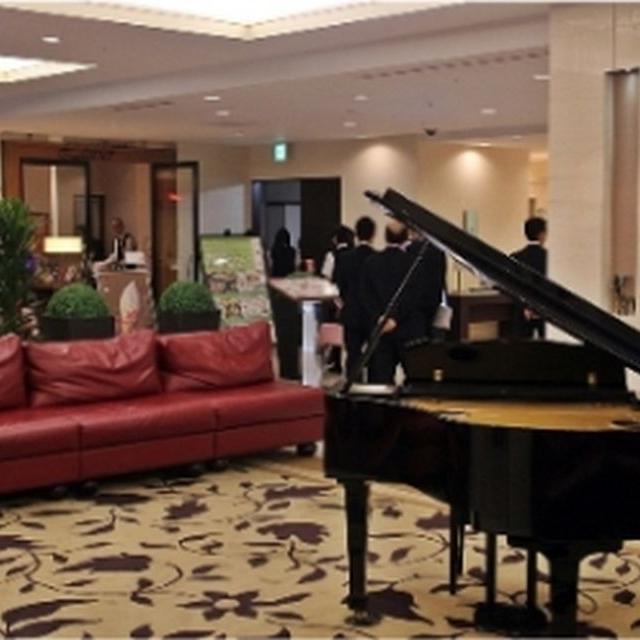 東日本ブライダル・ホテル・トラベル専門学校 現場で楽しく学べる業界見学ツアー ホテルの仕事2