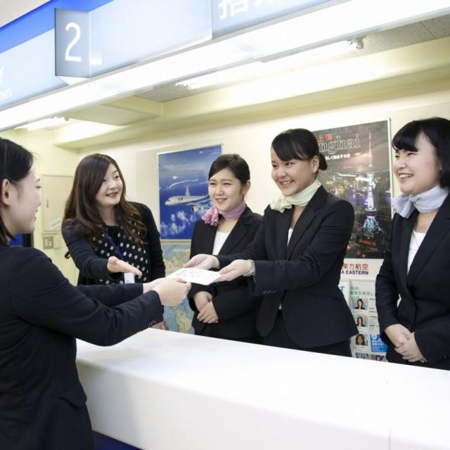 広島外語専門学校 2018年度 オープンキャンパス2