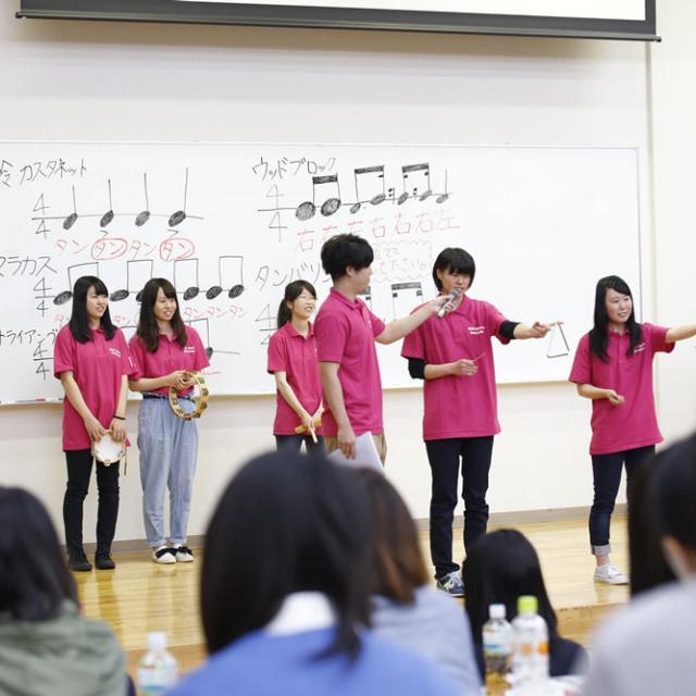 信州豊南短期大学 2019春のオープンキャンパス1
