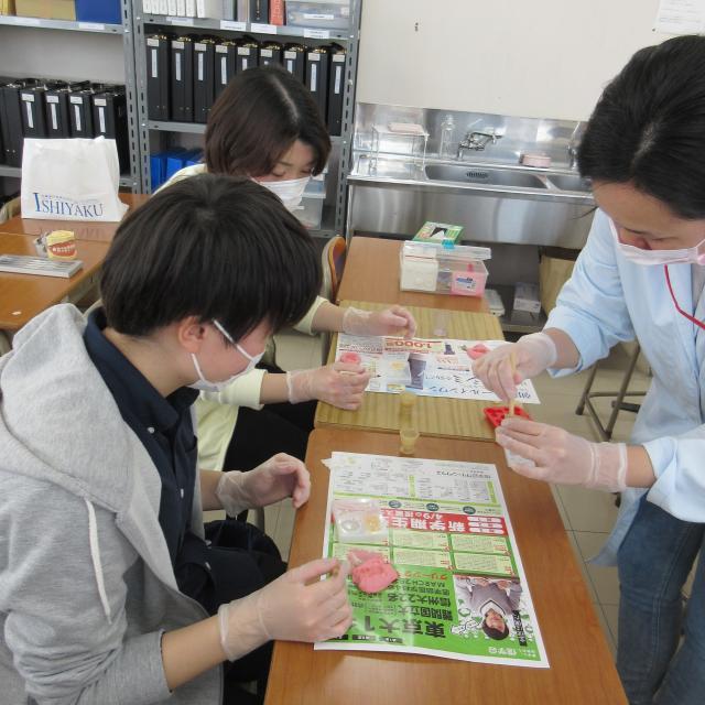 長野医療衛生専門学校 オープンキャンパス2