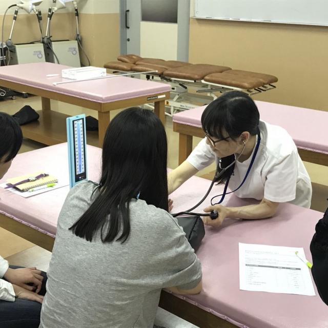 関西学研医療福祉学院 理学療法DAY(9~12月)1
