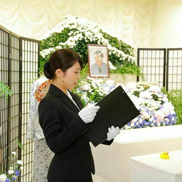 東京観光専門学校 【来校/オンライン】葬祭ディレクター学科 体験講座1