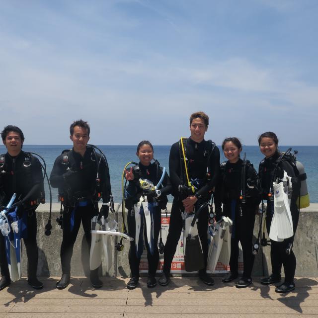 専門学校 琉球リハビリテーション学院 ナイトキャンパス:海洋リハビリテーション学科(昼間主)1