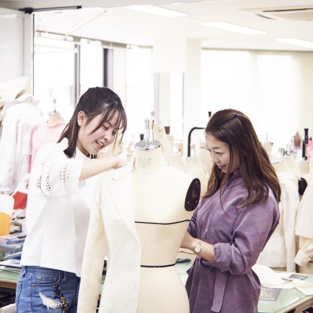 東京ファッション専門学校 体験入学4