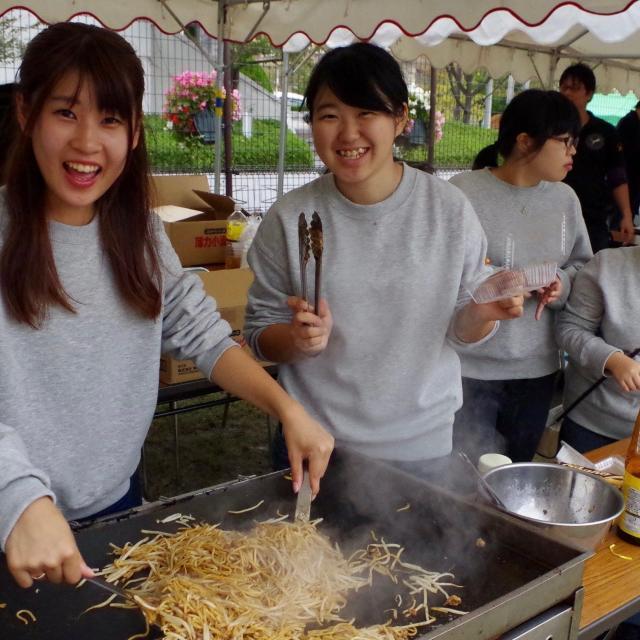 西日本短期大学 福浜祭 L∞P~無限に広がる輪~3