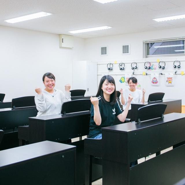 福岡こども専門学校 ☆8月オープンキャンパス情報☆無料送迎バス運行!1