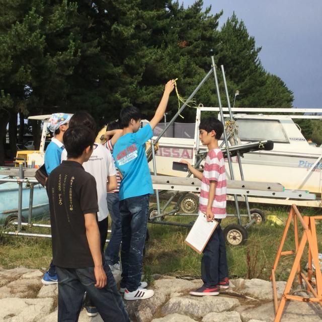 日本コンピュータ専門学校 気象予報士コース2