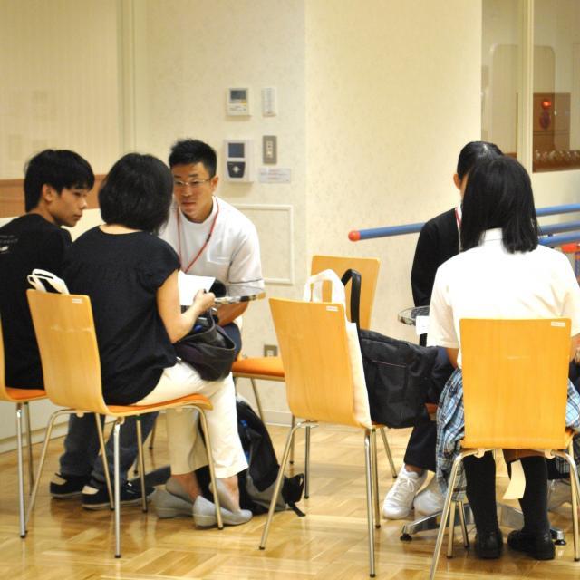 湘南医療大学 オープンキャンパス20184