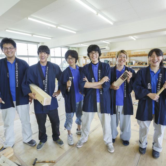 【東京八重洲会場 学校相談会】宮大工を目指すならSADO!
