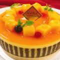華調理製菓専門学校 マンゴームース