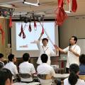 北九州リハビリテーション学院 実際にチャレンジ!理学療法・作業療法