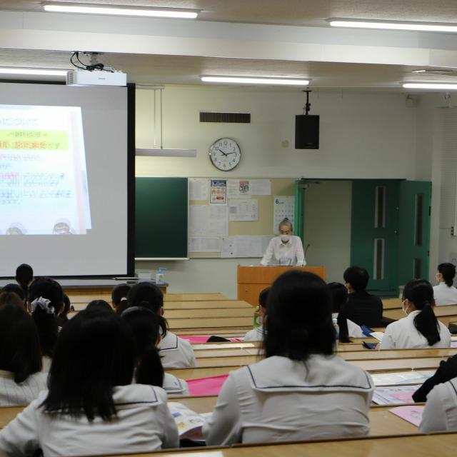福岡医療短期大学 オープンキャンパス2021 11月7日(日)2