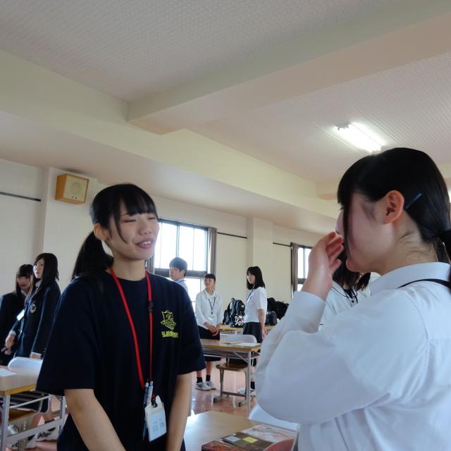 弘前厚生学院 2019 第五回オープンスクール3